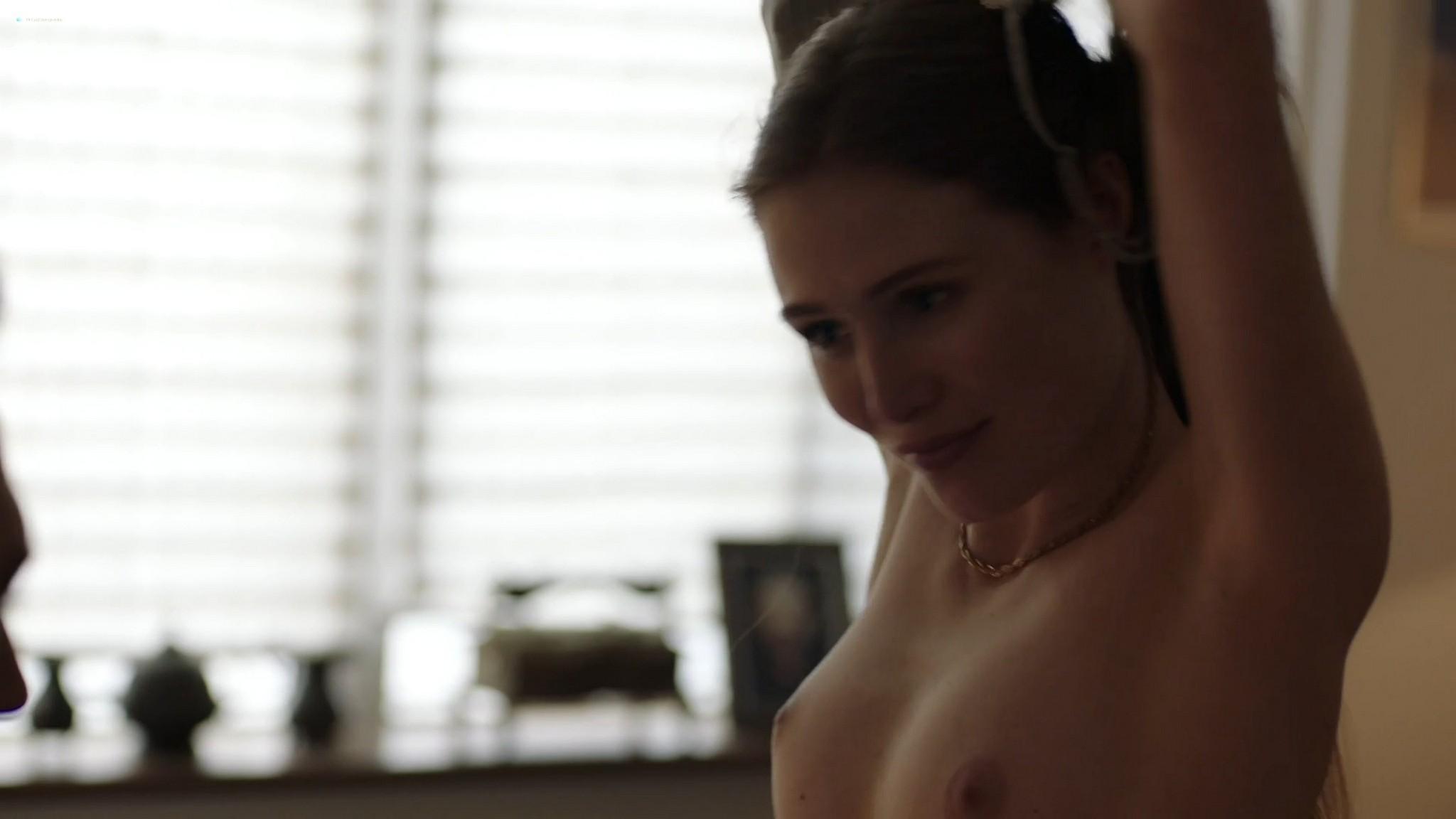 Sigrid ten Napel nude full frontal Silja Eriksen Jensen nude hot sex threesome too Kill Skills 2016 HD 1080p Web 002