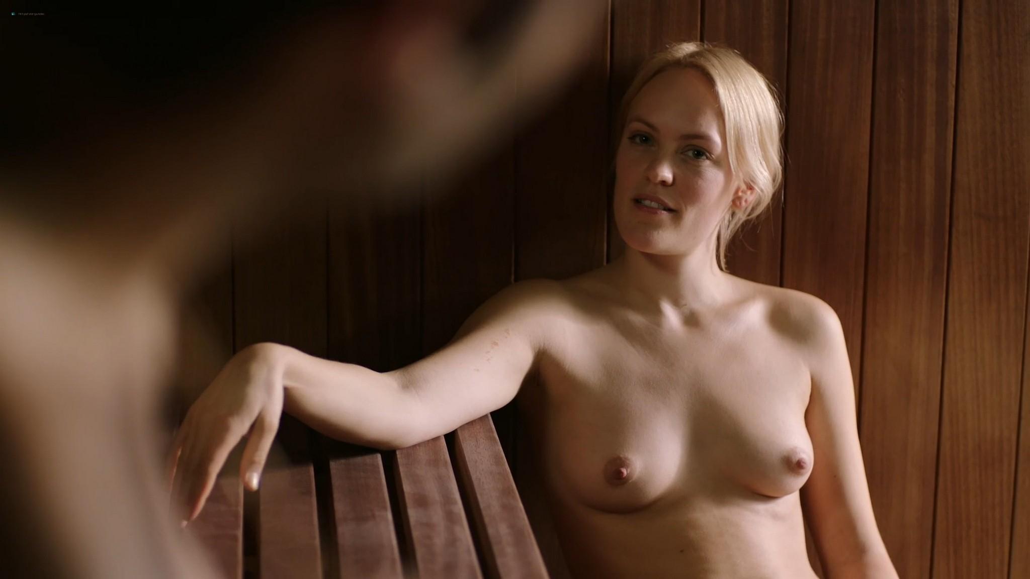 Sigrid ten Napel nude full frontal Silja Eriksen Jensen nude hot sex threesome too Kill Skills 2016 HD 1080p Web 012