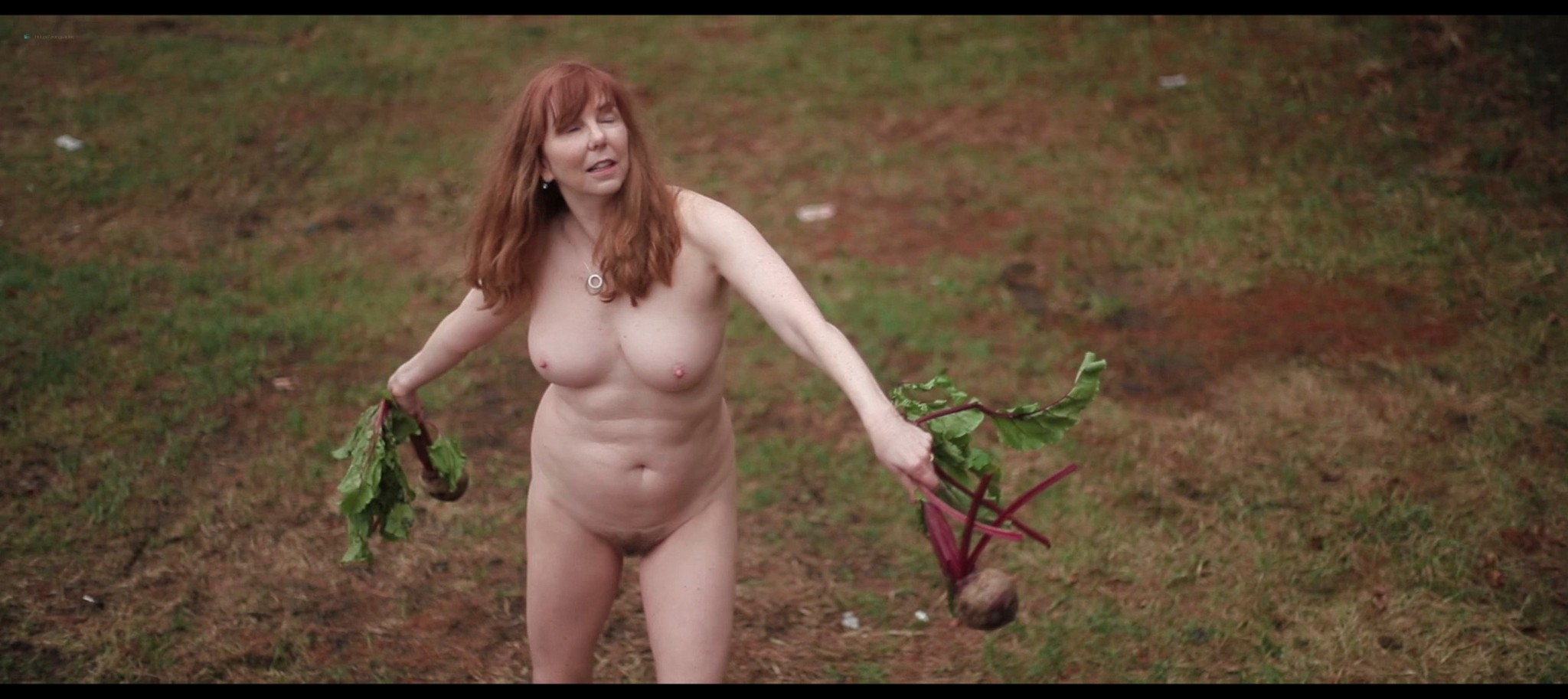 Sonja OHara nude full frontal Julie Hays Cat Yudain nude too Ovum 2015 HD 1080p Web 003