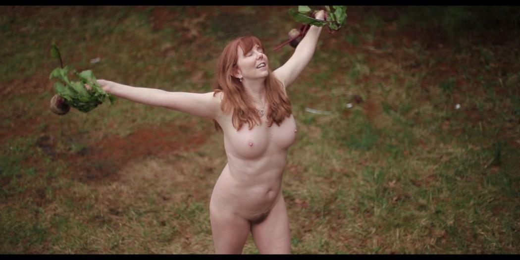 Sonja OHara nude full frontal Julie Hays Cat Yudain nude too Ovum 2015 HD 1080p Web 005