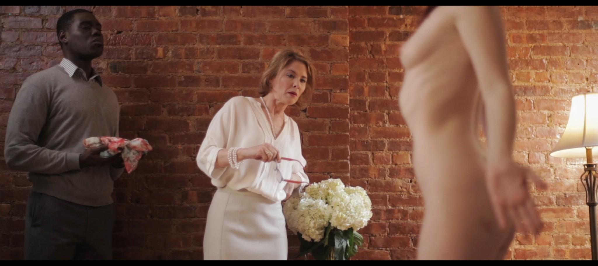 Sonja OHara nude full frontal Julie Hays Cat Yudain nude too Ovum 2015 HD 1080p Web 010