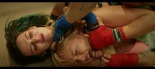 Bella Thorne vs Malin Akerman all sexy in Chick Fight (2020) 1080p Bluray