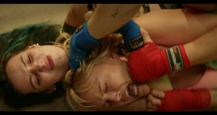 Bella Thorne vs Malin Akerman all sexy in Chick Fight 2020 1080p Bluray 12