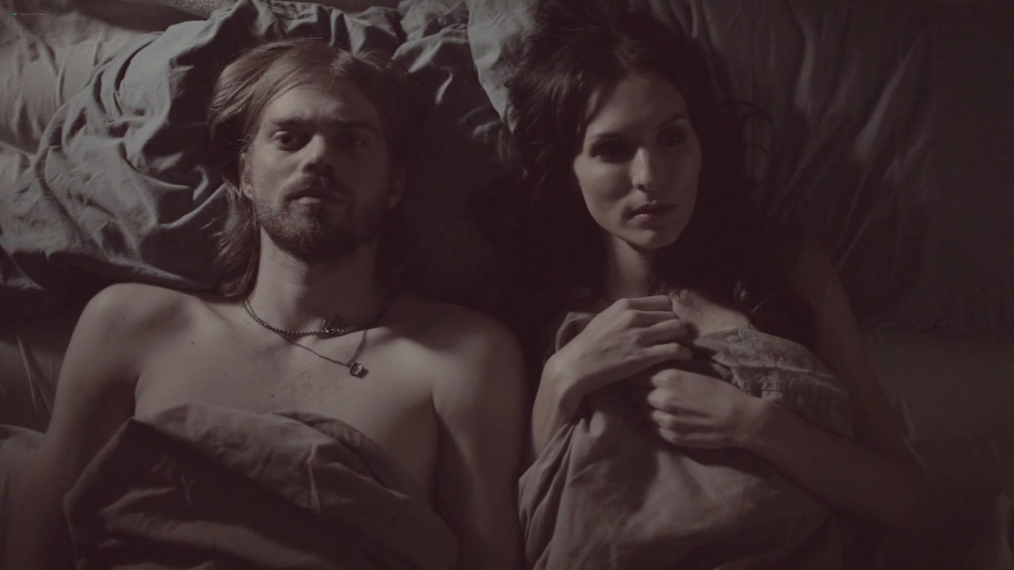 Elisha Skorman nude bush and boobs Autumn Wanderer 2013 HD 1080p Web 10