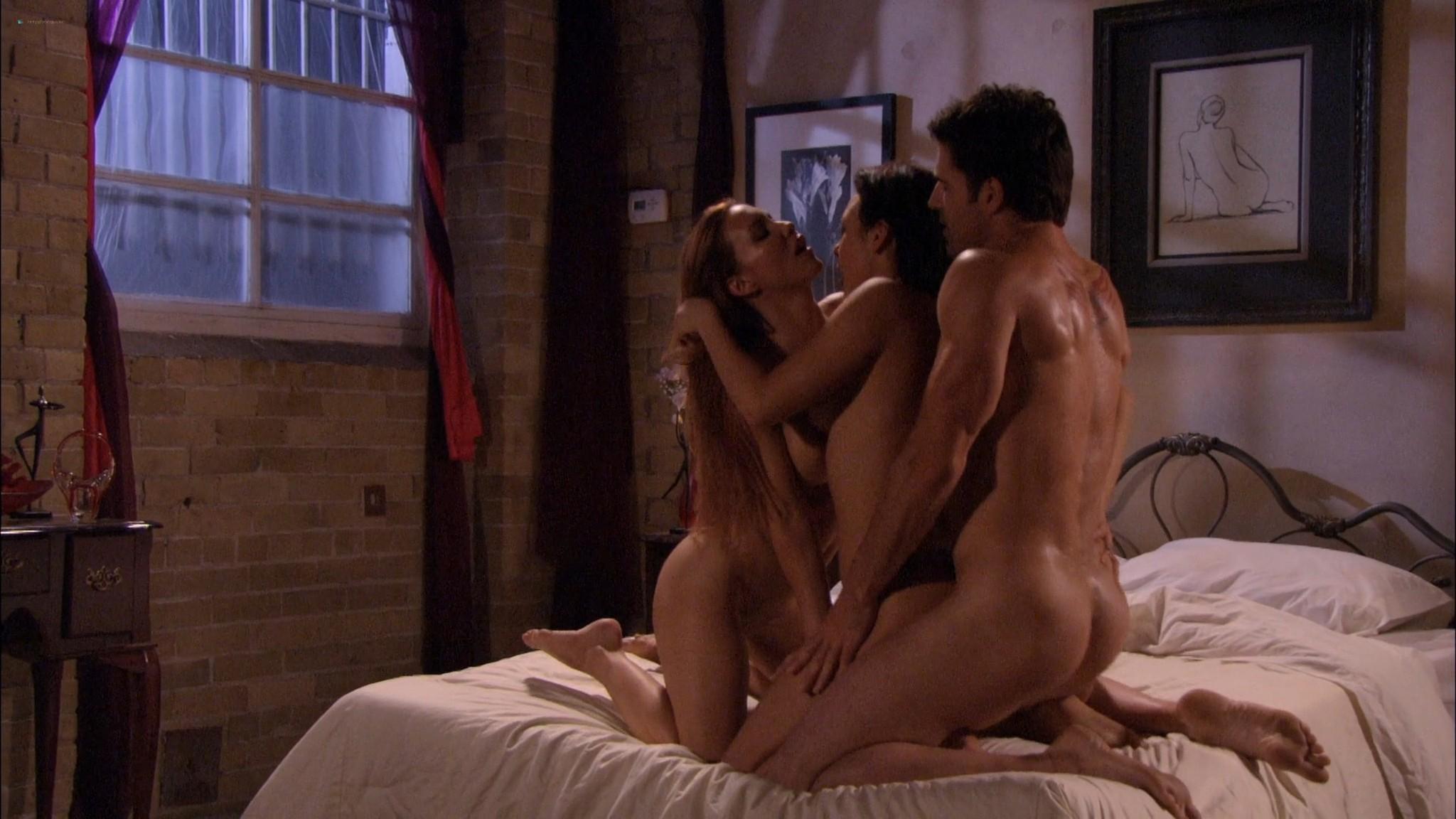 Lana Tailor nude sex threesome Noelle DuBois Allison Wood etc nude sex too Lingerie 2010 s2e5 HD 1080p 015