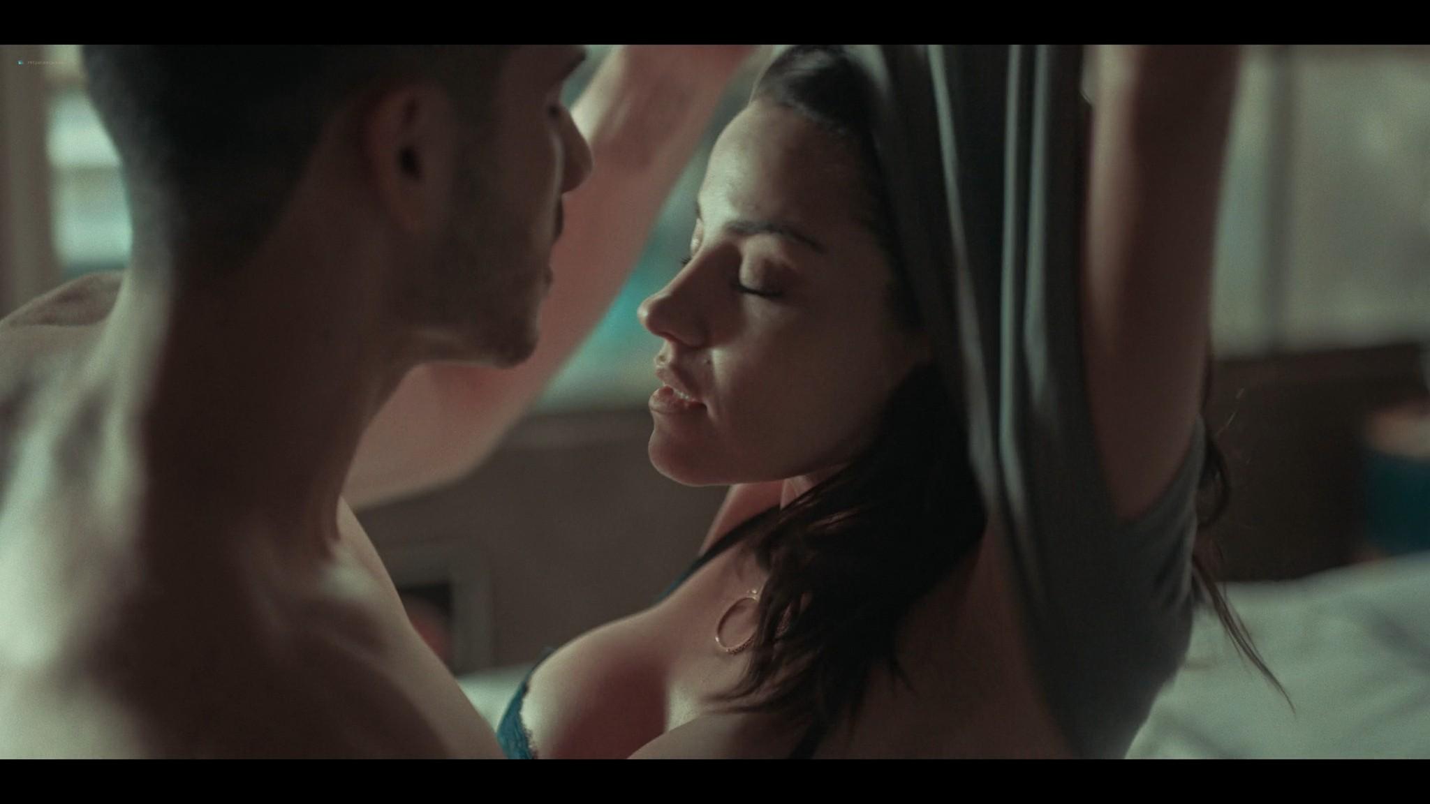 Maite Perroni nude lot of sex Maria Fernanda Yepes nude Dark Desire 2020 s1e 3 5 HD 1080p Web 11