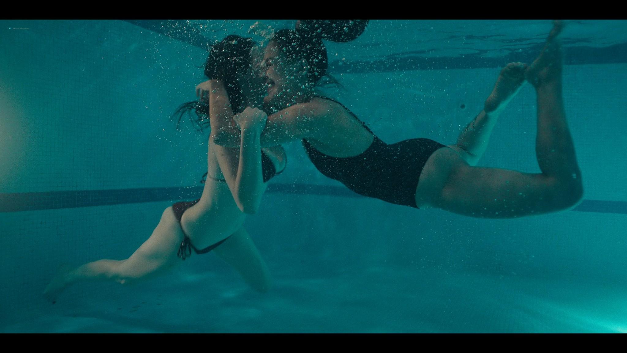 Maite Perroni nude sex Maria Fernanda Yepes Regina Pavon hot sex Dark Desire 2020 s1e1 2 HD 1080p Web 13