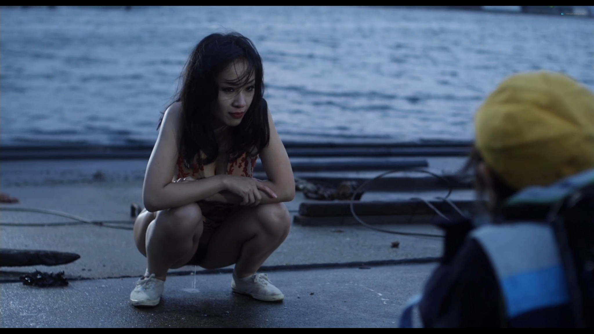 Megumi Kagurazaka nude full frontal Makoto Togashi nude too Guilty of Romance JP 2011 HD 1080p BluRay 16