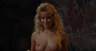 Monique Gabrielle nude Maria Socas see through other nude Deathstalker II 1987 HD 1080p BluRay 011