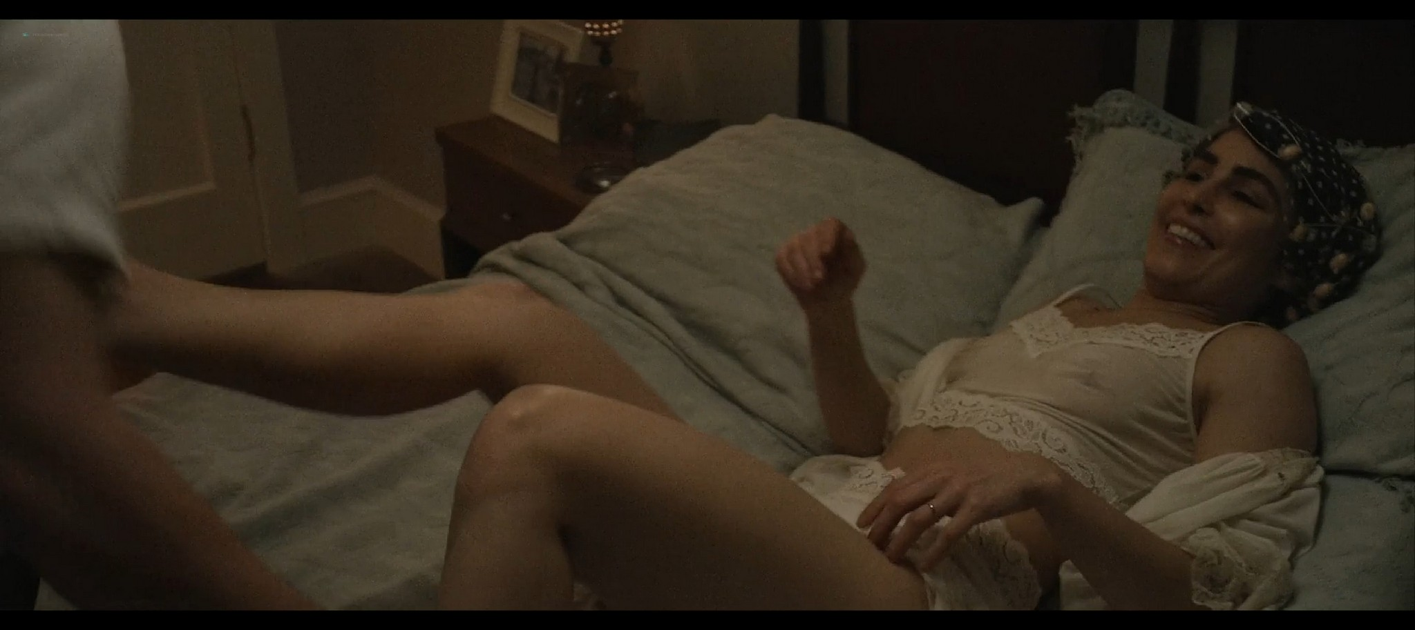 Noomi Rapace nude topless The Secrets We Keep 2020 HD 1080p Web 03