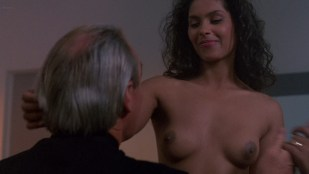 Sharon Stone nude in the shower Vanity nude topless - Action Jackson (1988) HD 1080p BluRay REMUX