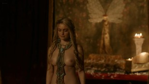Alicia Agneson nude topless - Vikings (2018) s5-6 HD 1080p