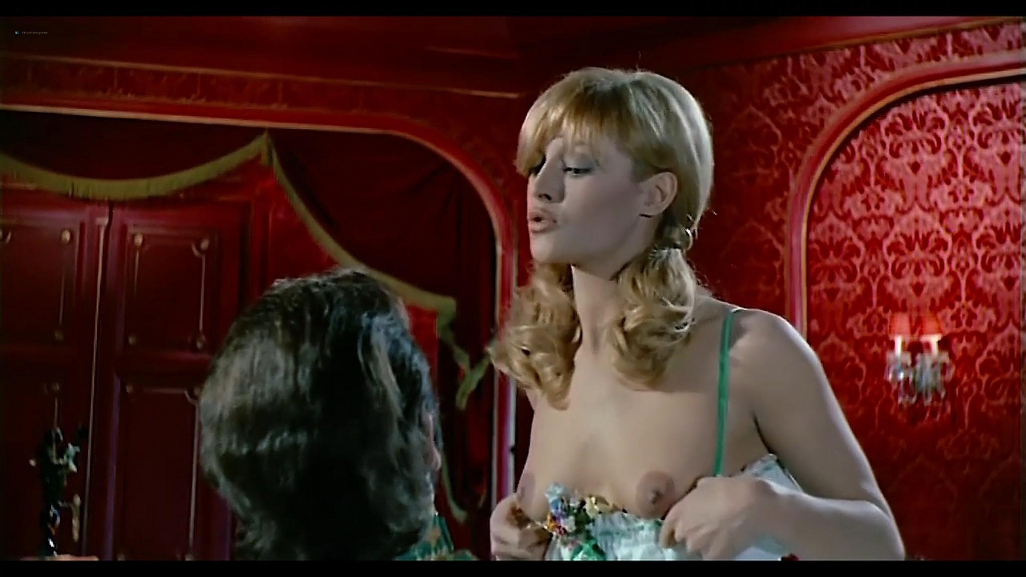 Joey Heatherton nude topless Sybil Danning Karin Schubert and others nude Bluebeard 1972 720p 04