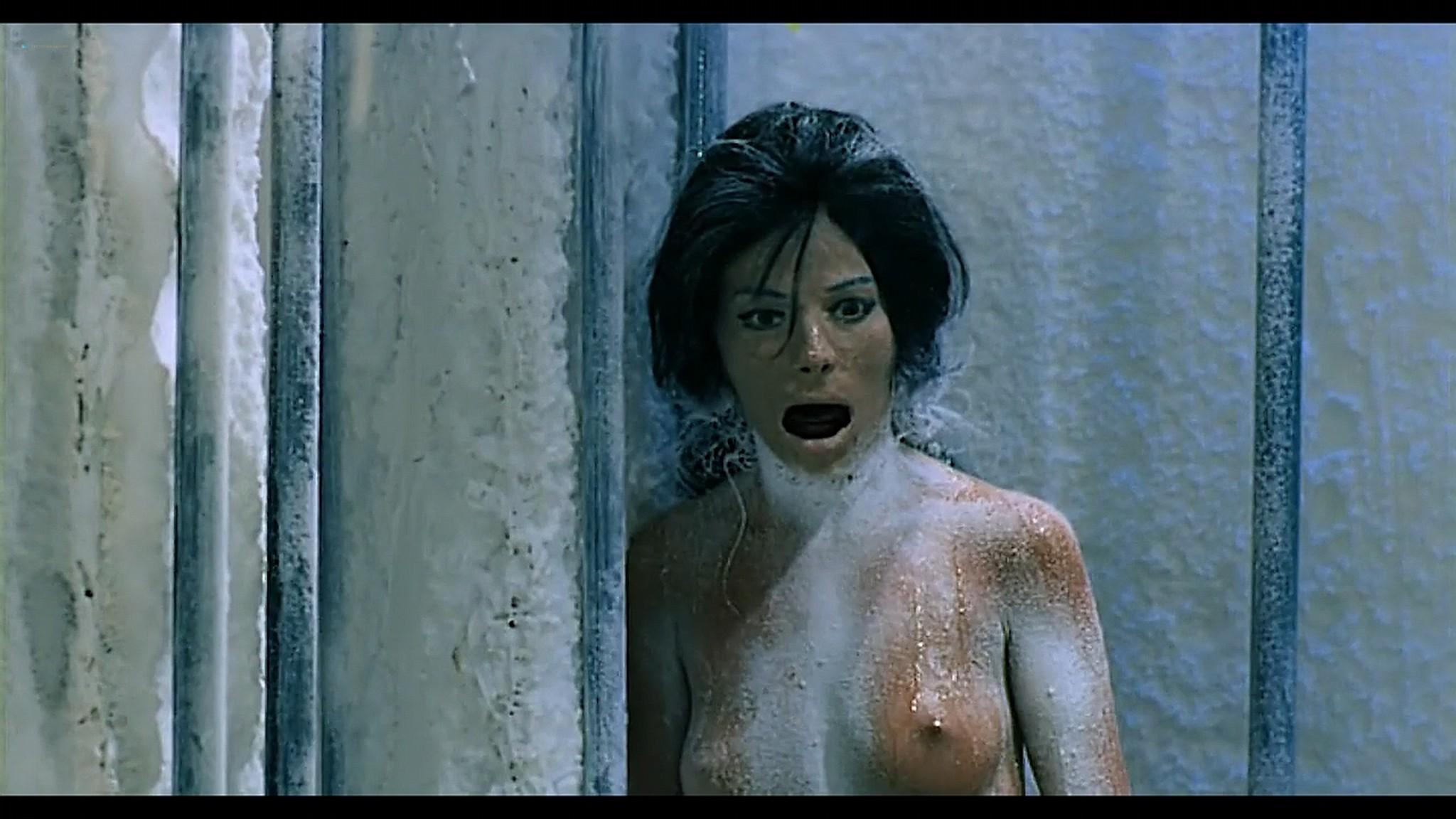 Joey Heatherton nude topless Sybil Danning Karin Schubert and others nude Bluebeard 1972 720p 16