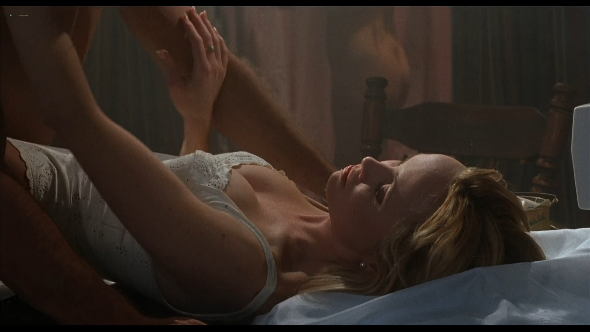 Lysette Anthony nude sex and Ashlie Rhey topless Save Me 1993 HD 1080p Web 04