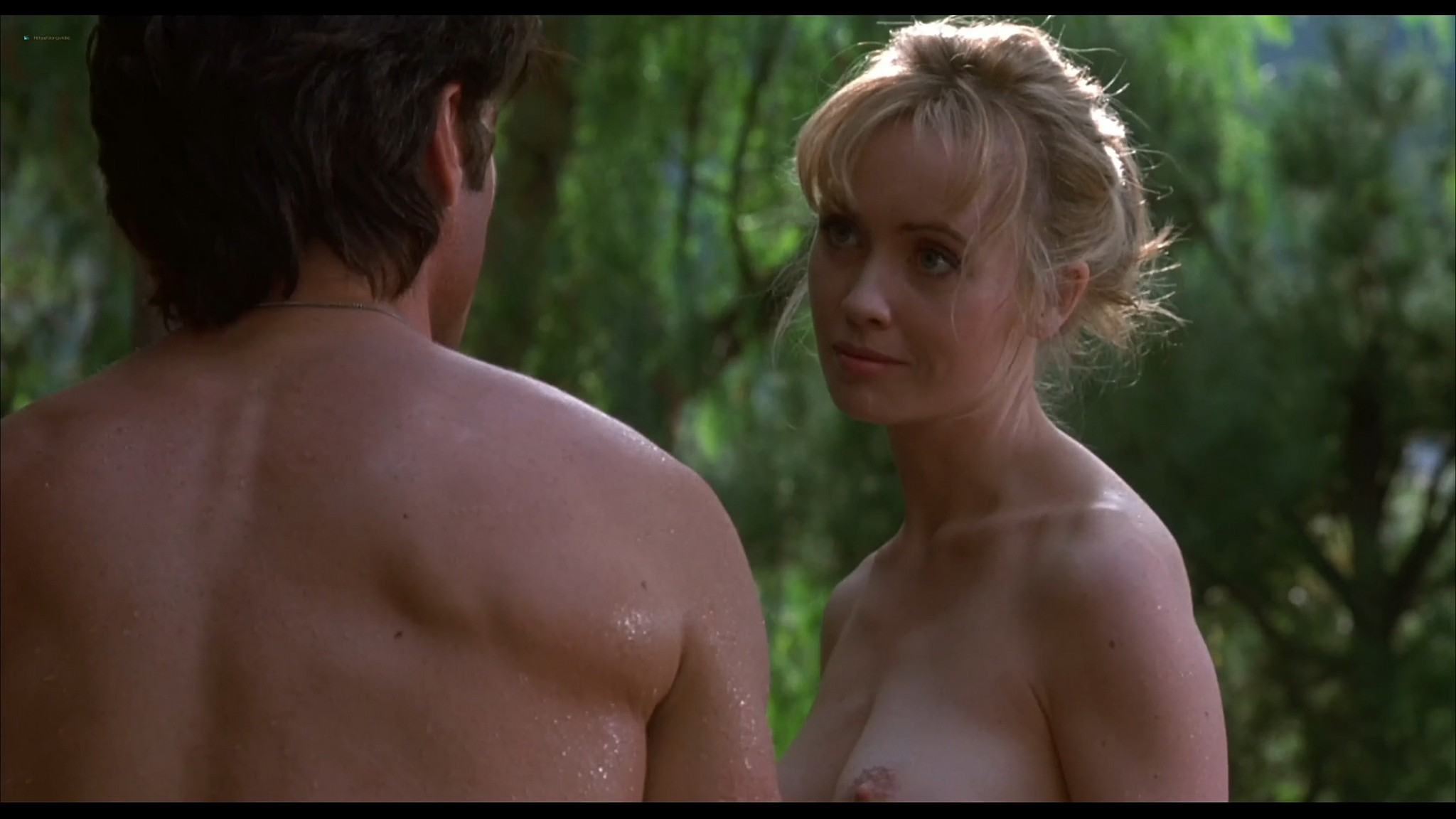 Lysette Anthony nude sex and Ashlie Rhey topless Save Me 1993 HD 1080p Web 14