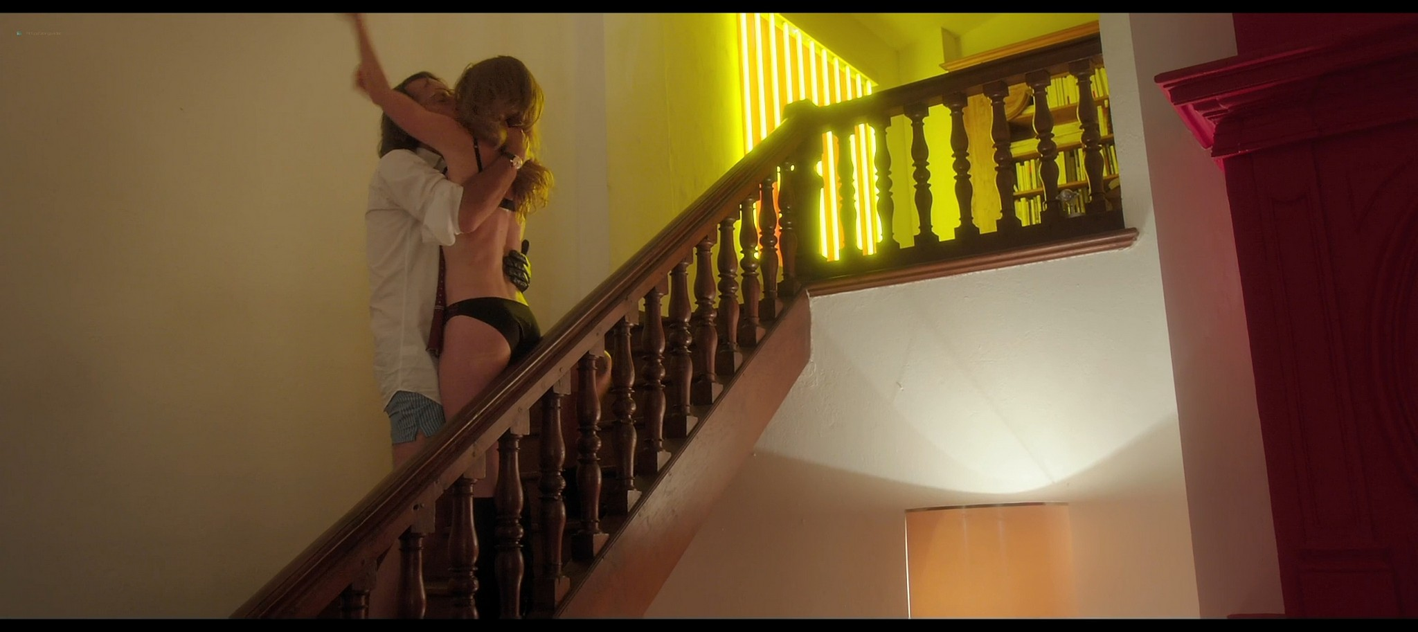 Madalina Diana Ghenea sexy Hayley Marie Coppin nude others nude and sexy Dom Hemingway 2014 HD 1080p BluRay09