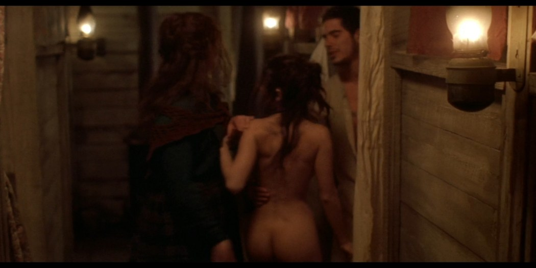 Milla Jovovich sexy and sex Phillipa Peak and others nude The Claim 2000 HD 1080p Web 12