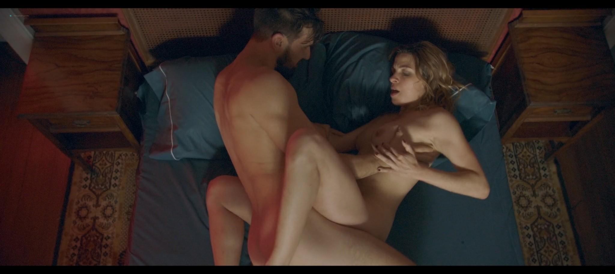 Natalia Tena nude sex Bella Camero nude and hot sex too Sangre 2020 HD 1080p Web 006