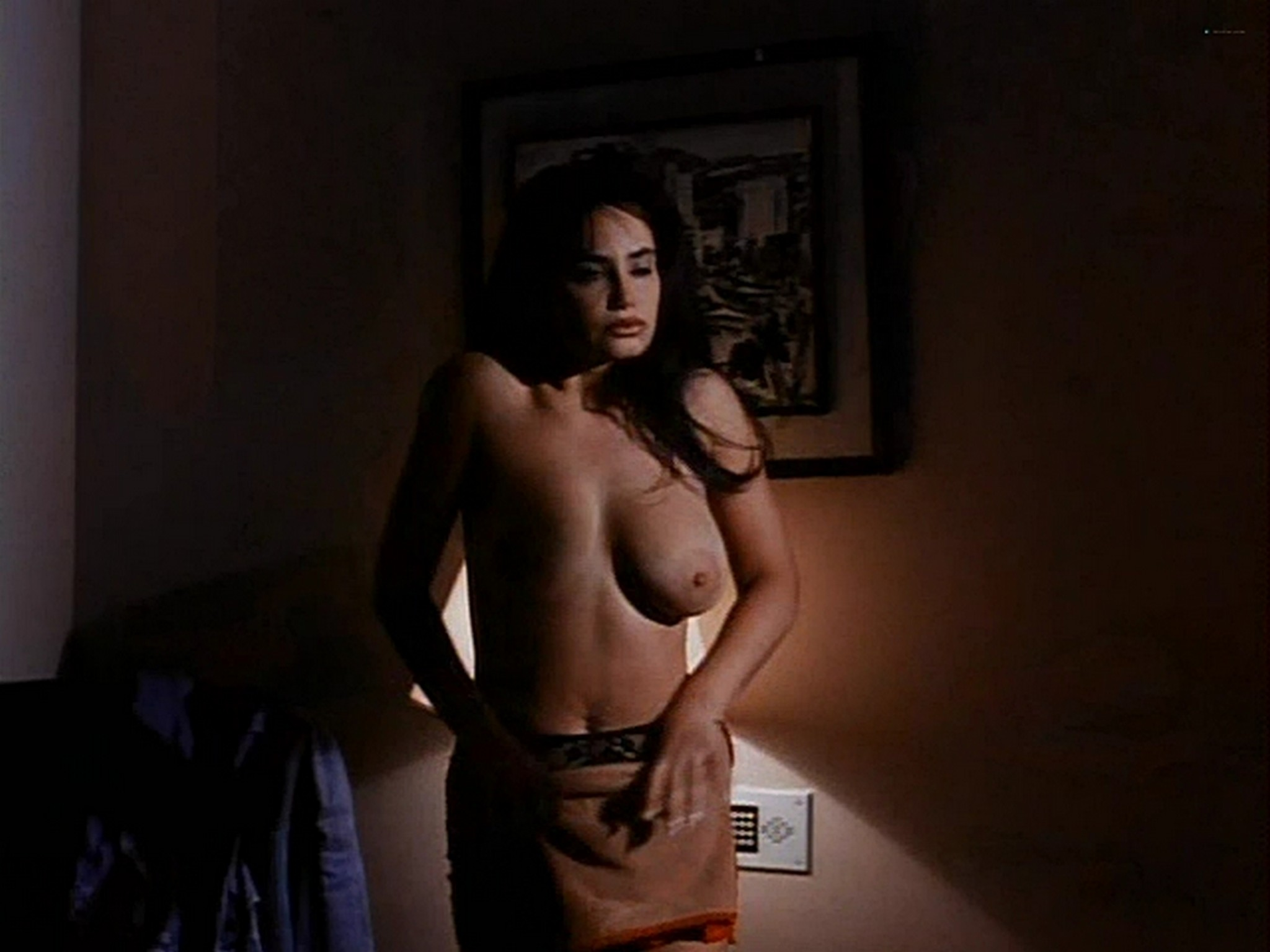 Shannon Whirry nude full frontal Fatal Pursuit 1995 12