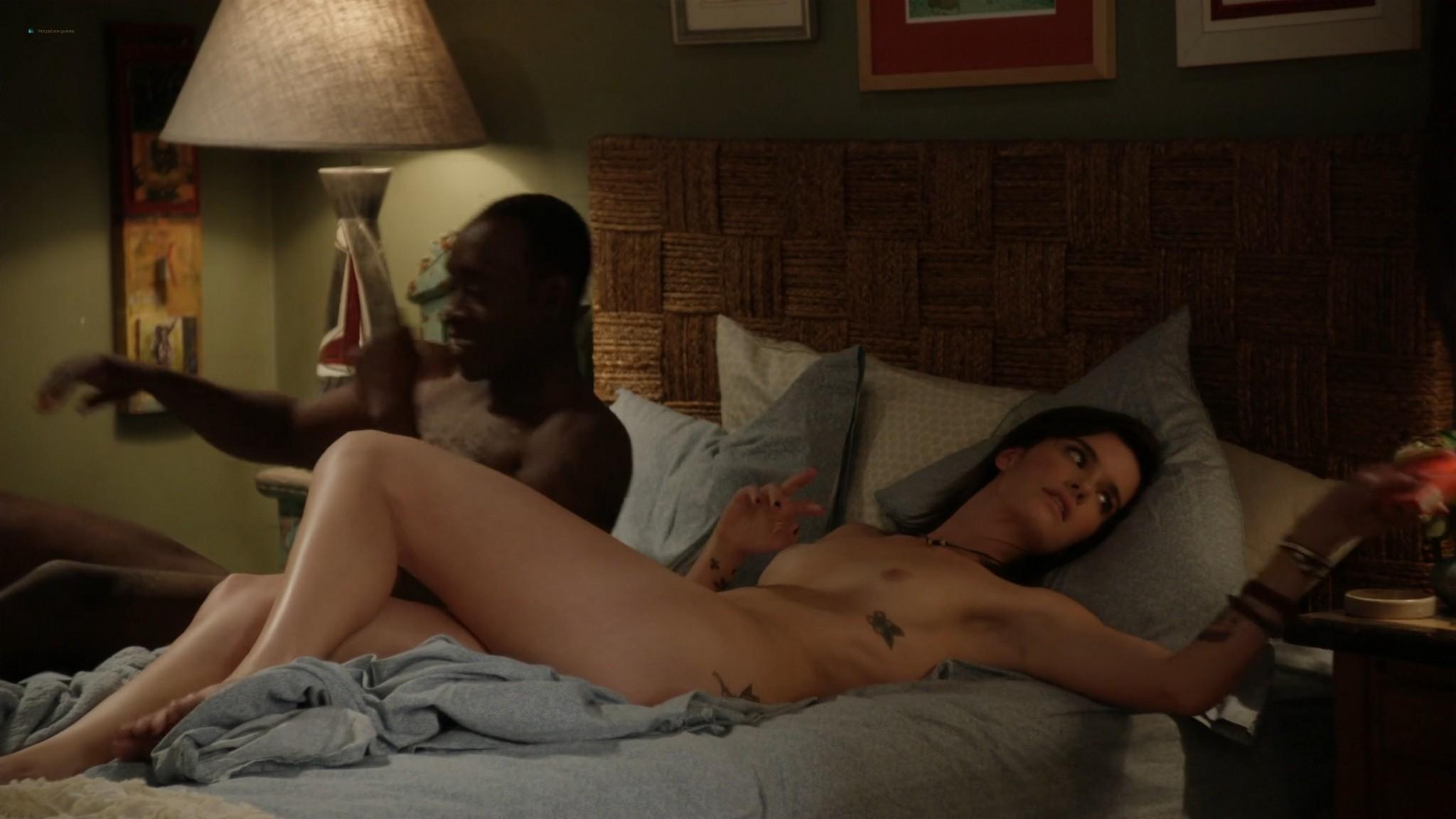 Anna Wood nude sex Kristen Bell hot House of Lies 2012 s1e8 12 1080p Web 14