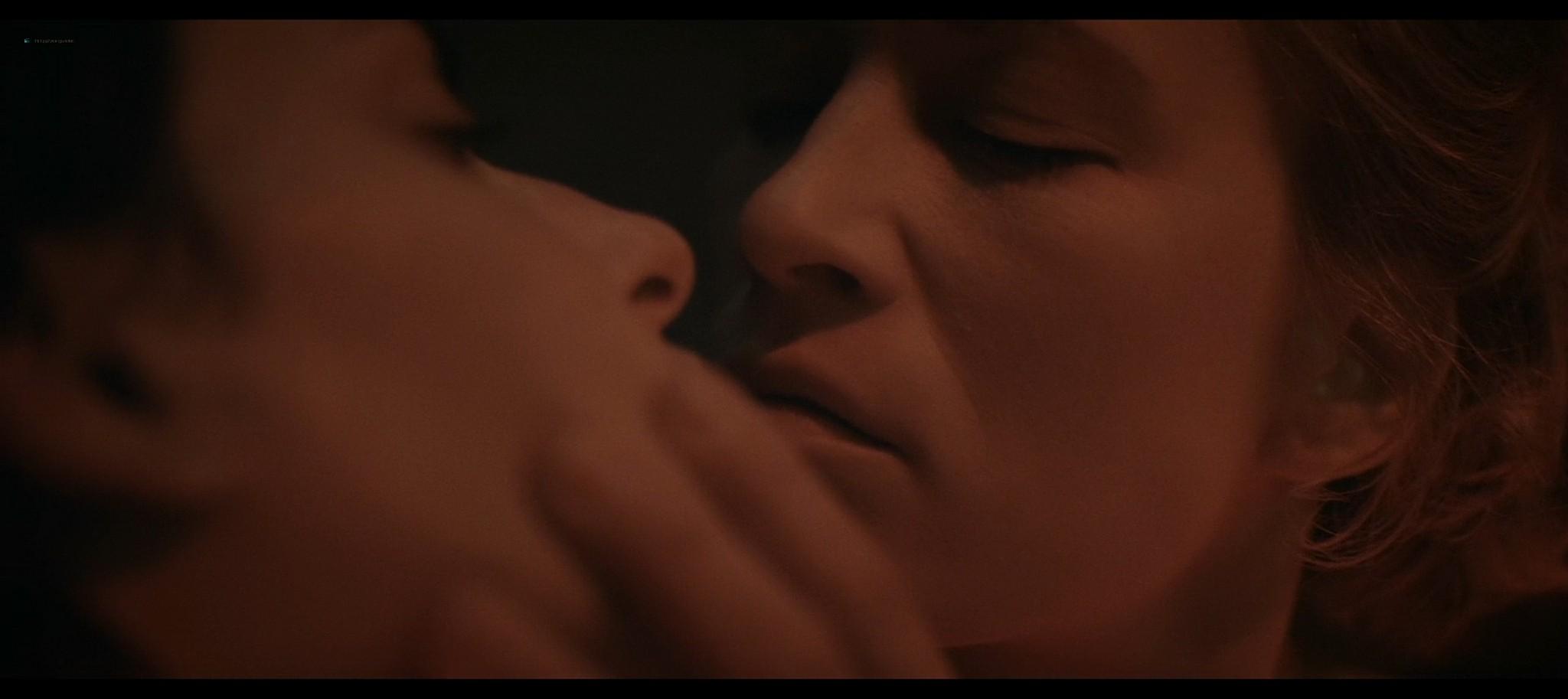 Clemence Thioly nude sex Helena Dvorakova nude lesbian sex Colette 2013 1080p BluRay 12