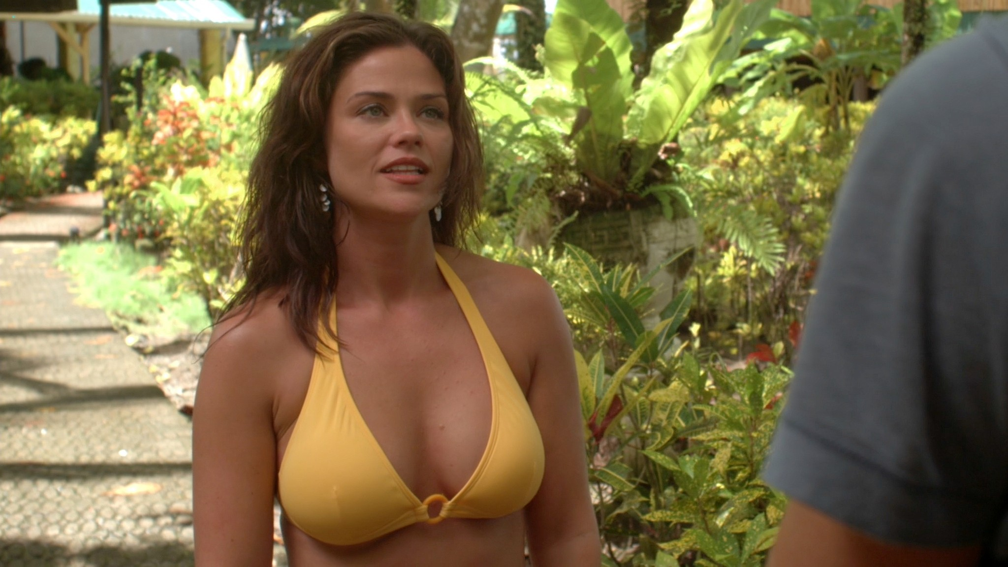 Dana Kollar and Sheila Platte nude topless Julianna Guill and Susan Ward hot Costa Rican Summer 2009 1080p Web