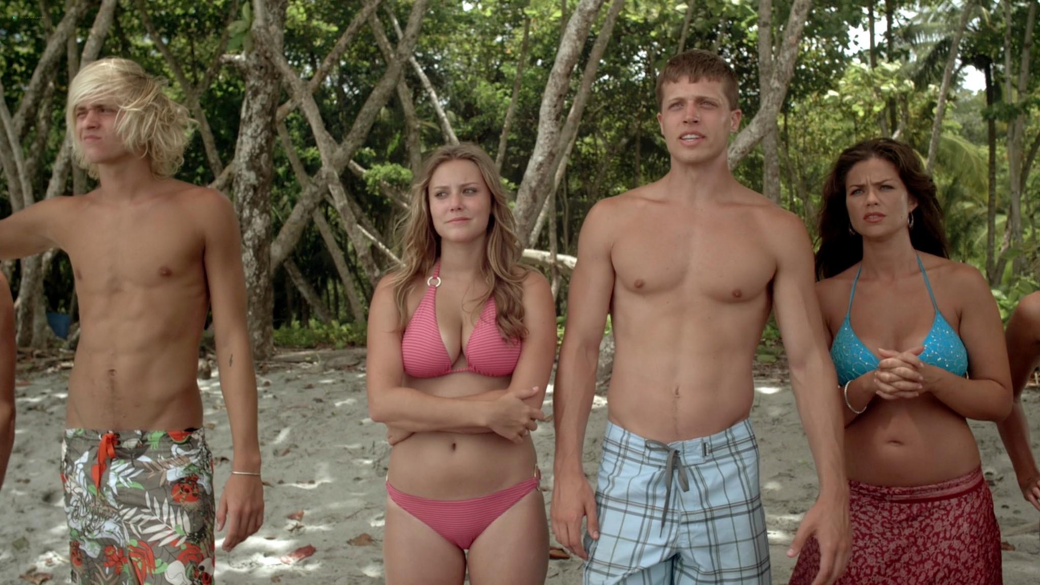 Dana Kollar and Sheila Platte nude topless Julianna Guill and Susan Ward hot Costa Rican Summer 2009 1080p Web 16