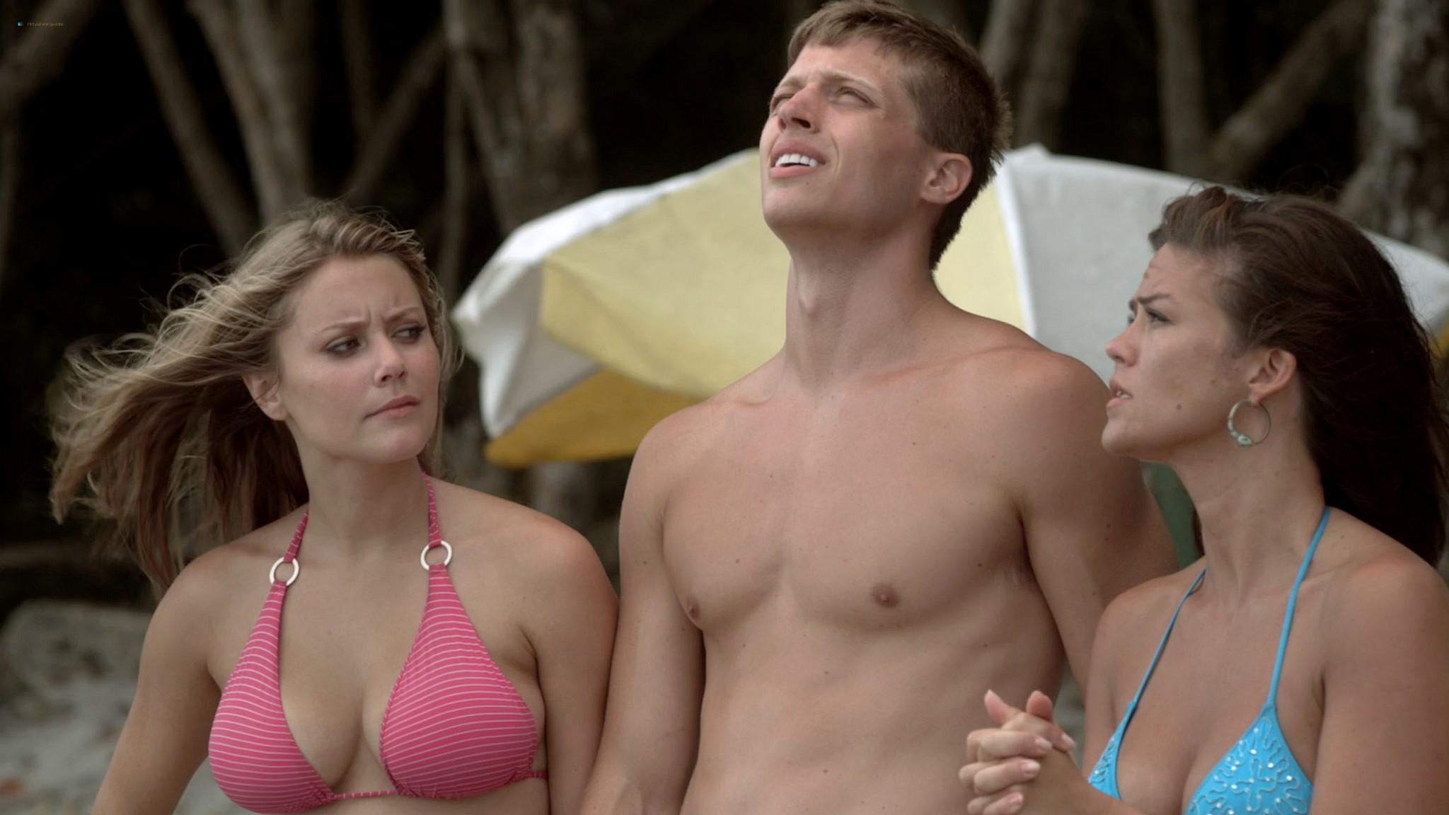 Dana Kollar and Sheila Platte nude topless Julianna Guill and Susan Ward hot Costa Rican Summer 2009 1080p Web 17