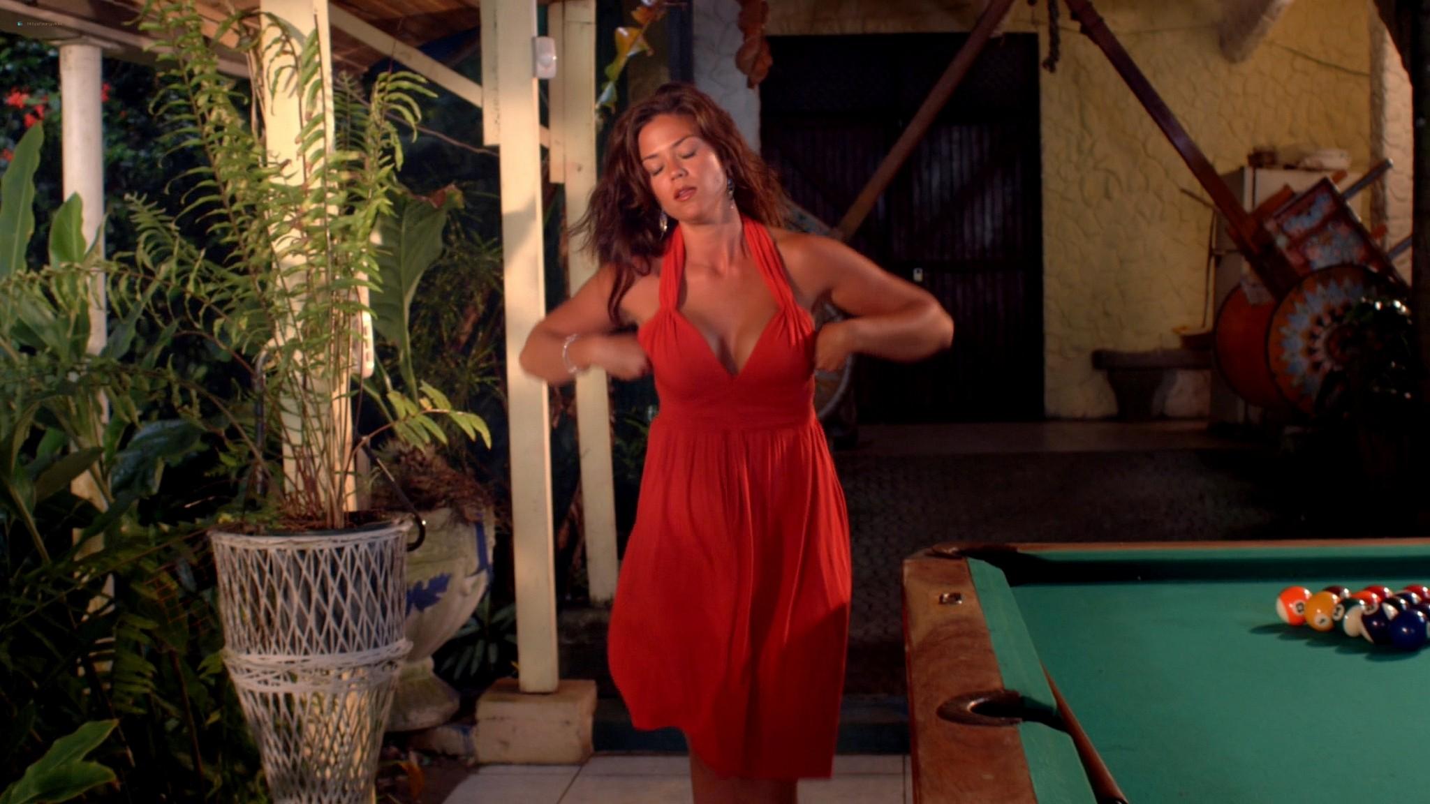Dana Kollar and Sheila Platte nude topless Julianna Guill and Susan Ward hot Costa Rican Summer 2009 1080p Web 7