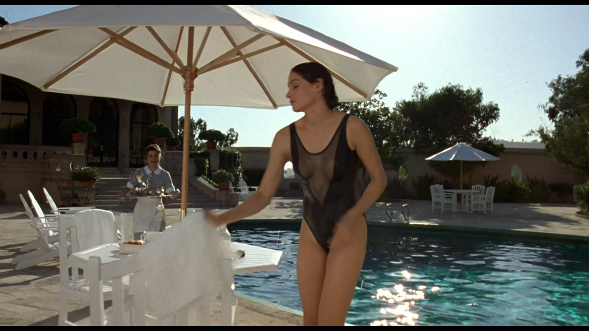Famke Janssen nude nipple and sex Lord of Illusions 1995 1080p BluRay 4