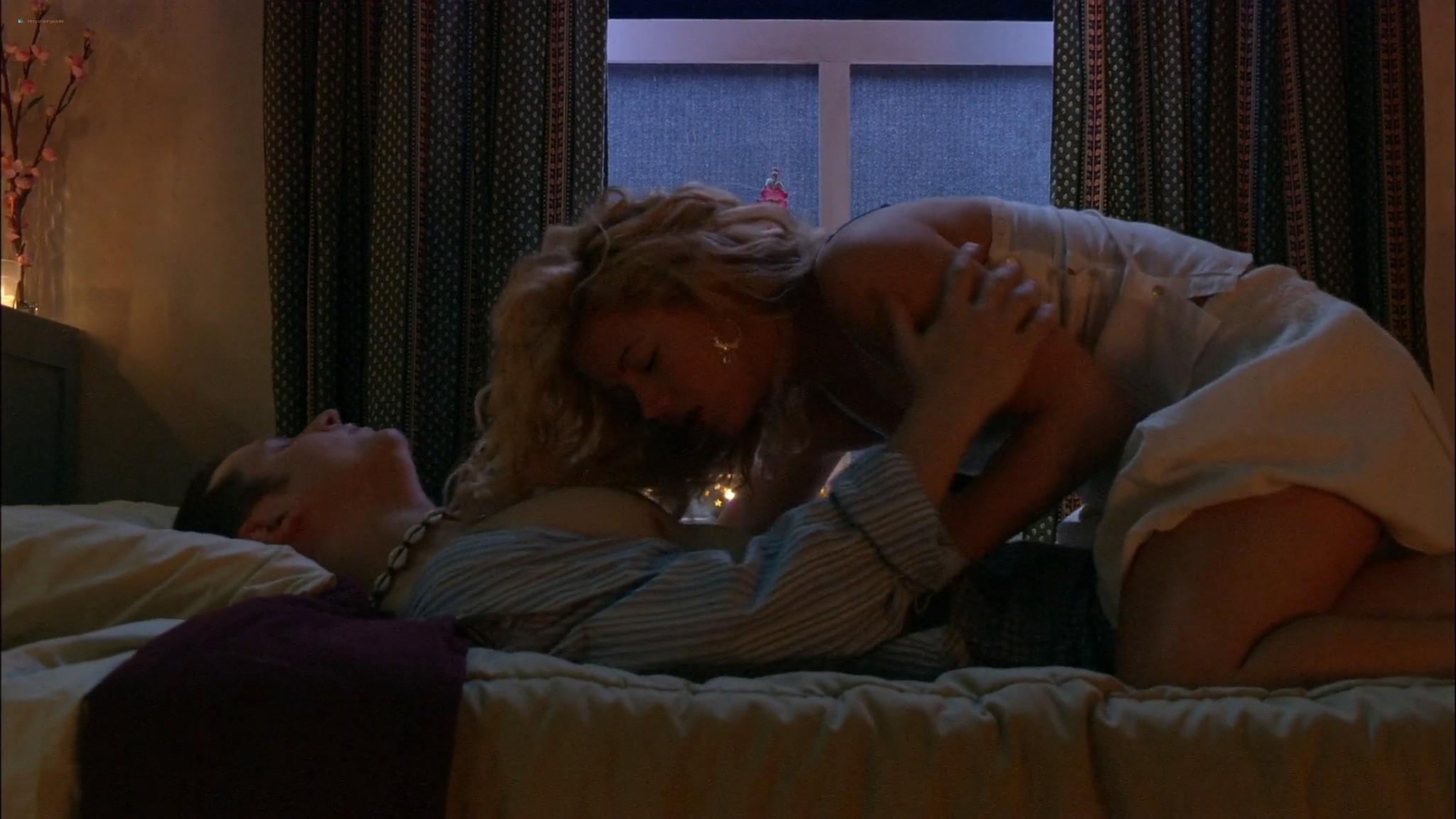 Kim Poirier nude sex Stefanie von Pfetten nude too Decoys 2004 1080p Web 18
