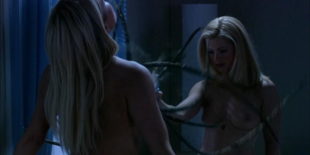 Kim Poirier nude sex Stefanie von Pfetten nude too Decoys 2004 1080p Web 7