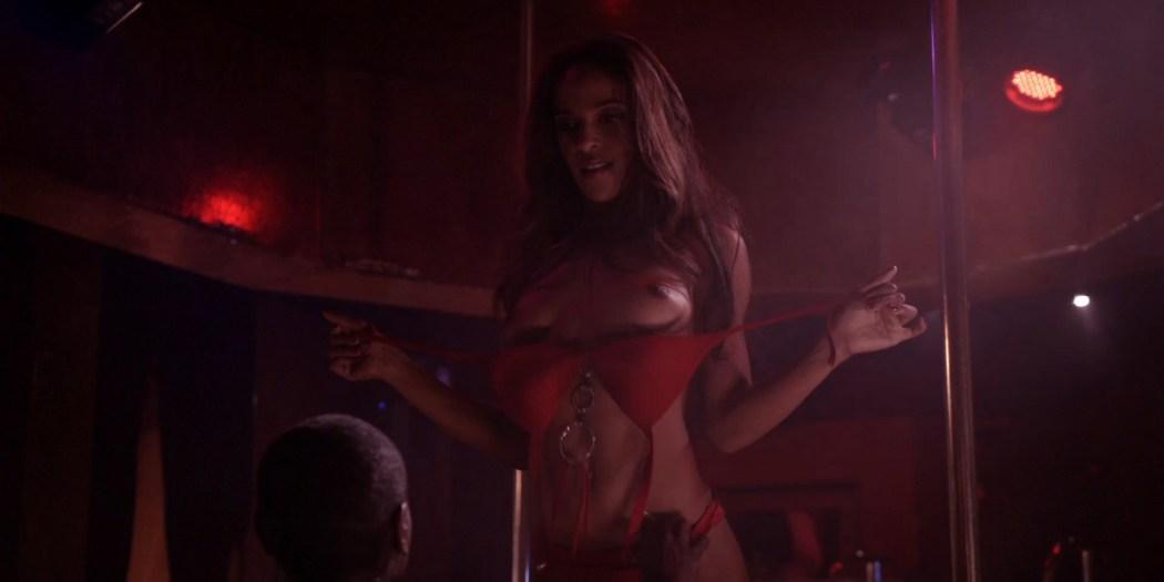 Kristen Bell hot Dawn Olivieri Megalyn Echikunwoke nude topless House Of Lies 2012 s1e1 1080p Web 11