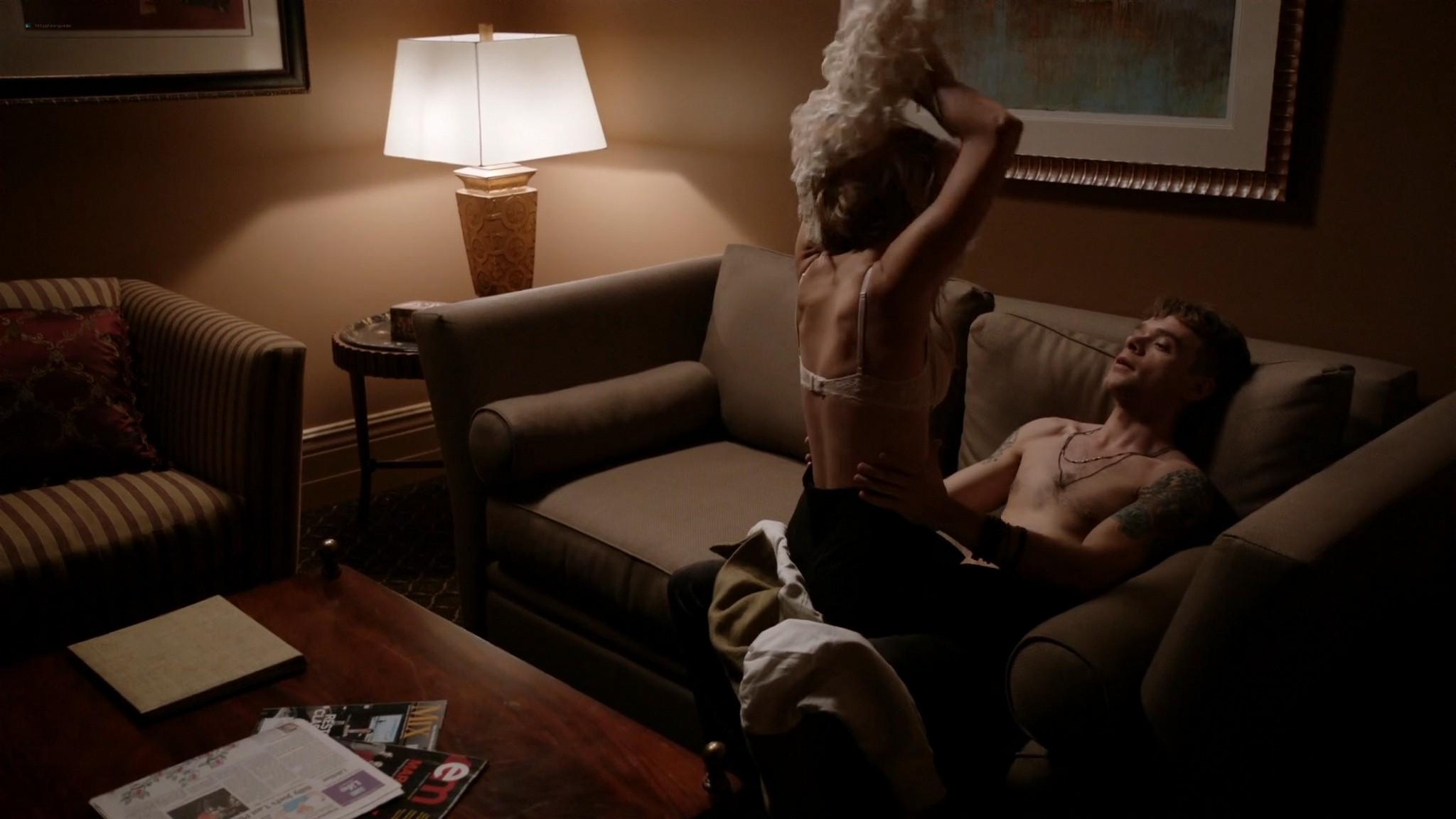 Kristen Bell hot sex Amy Landecker nude boobs House of Lies 2012 s1e3 4 1080p Web 4