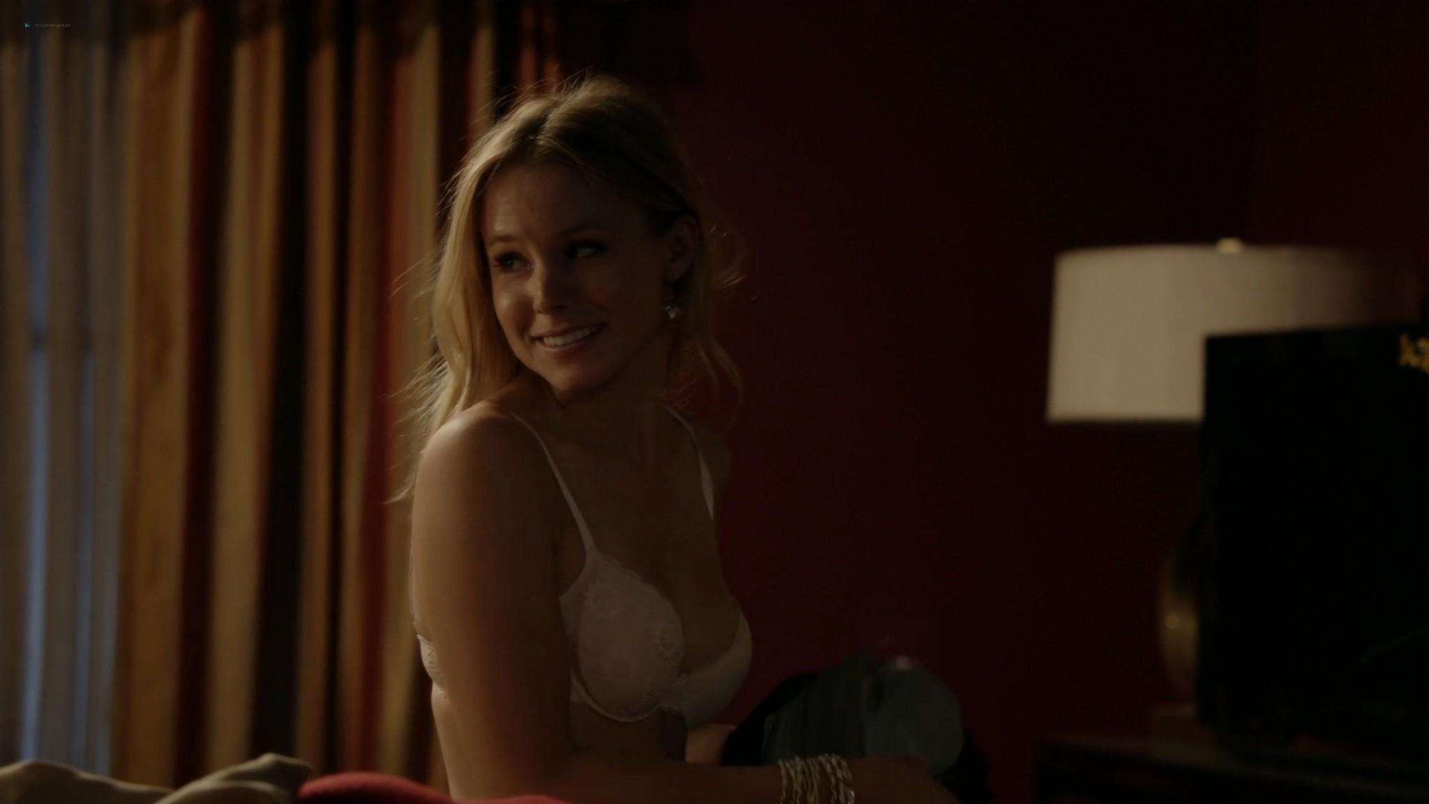 Kristen Bell hot sex Amy Landecker nude boobs House of Lies 2012 s1e3 4 1080p Web 8