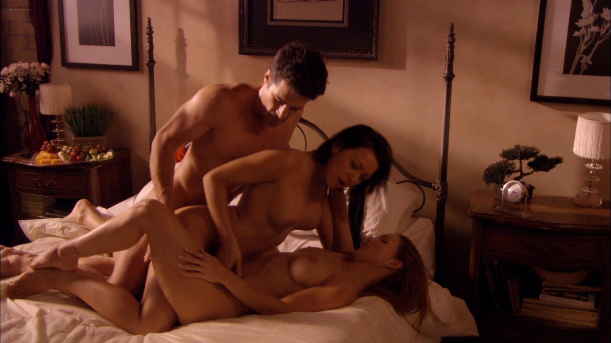 Lana Tailor nude sex Denise Cobar Jennifer Korbin all nude and hot sex Lingerie 2010 s2e7 HD 1080p Web 5
