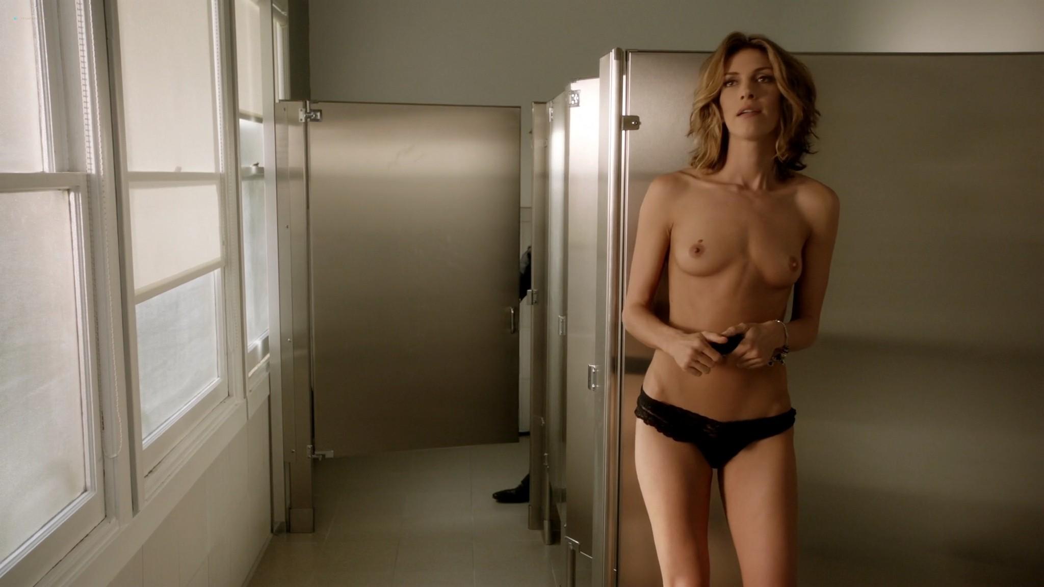 Megalyn Echikunwoke nude topless and Dawn Olivieri nude too House of Lies 2012 s1e7 1080p Web 10