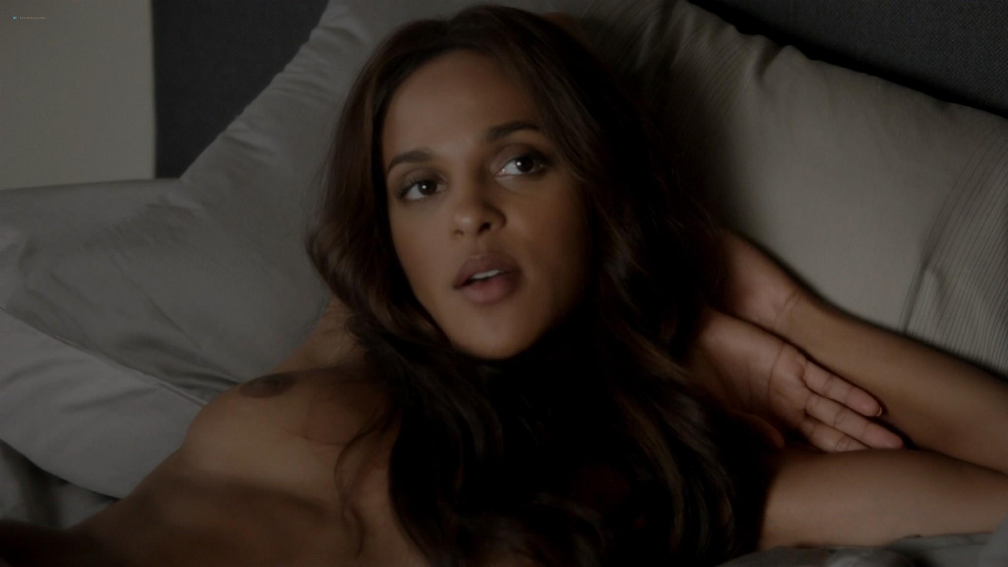 Megalyn Echikunwoke nude topless and Dawn Olivieri nude too House of Lies 2012 s1e7 1080p Web 4