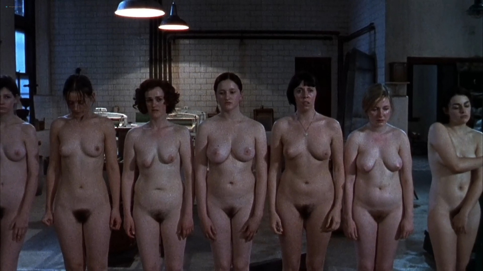 Nora Jane Noone nude full frontal Anne Marie Duff and another full frontal too The Magdalene Sisters 2002 1080p Web 4