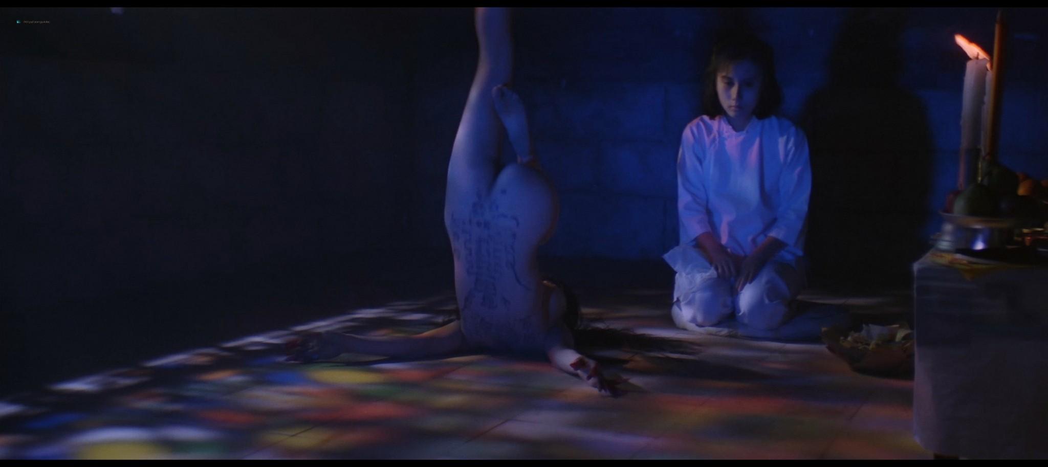Tanny Tien Ni nude full frontal Szu Chia Chen nude Hex 1980 1080p BluRay 11