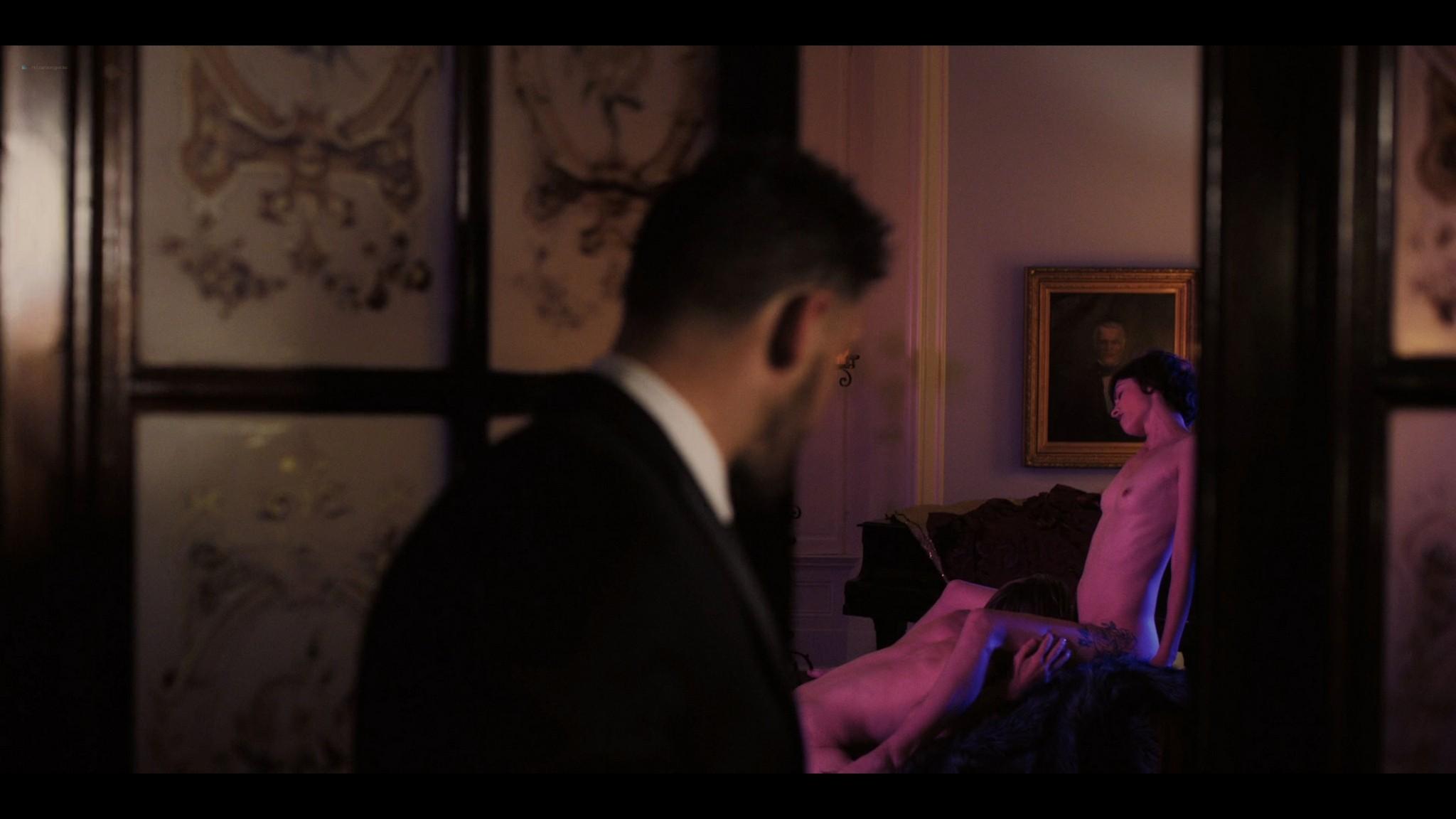 Alisa Erlikh nude Elyse Saunders wet see through Dark Web Cicada 3301 2021 1080p BluRay 5