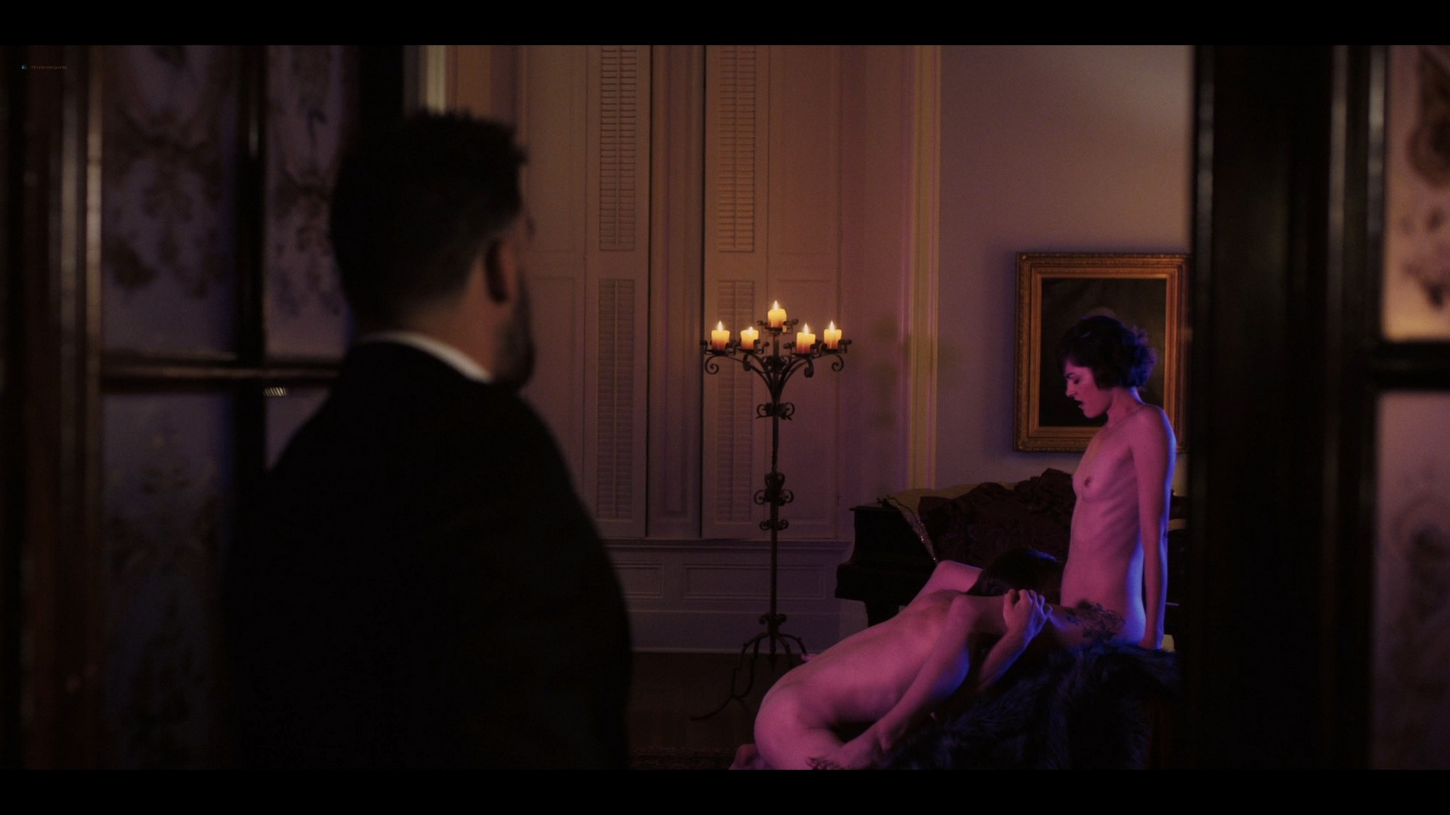 Alisa Erlikh nude Elyse Saunders wet see through Dark Web Cicada 3301 2021 1080p BluRay 6