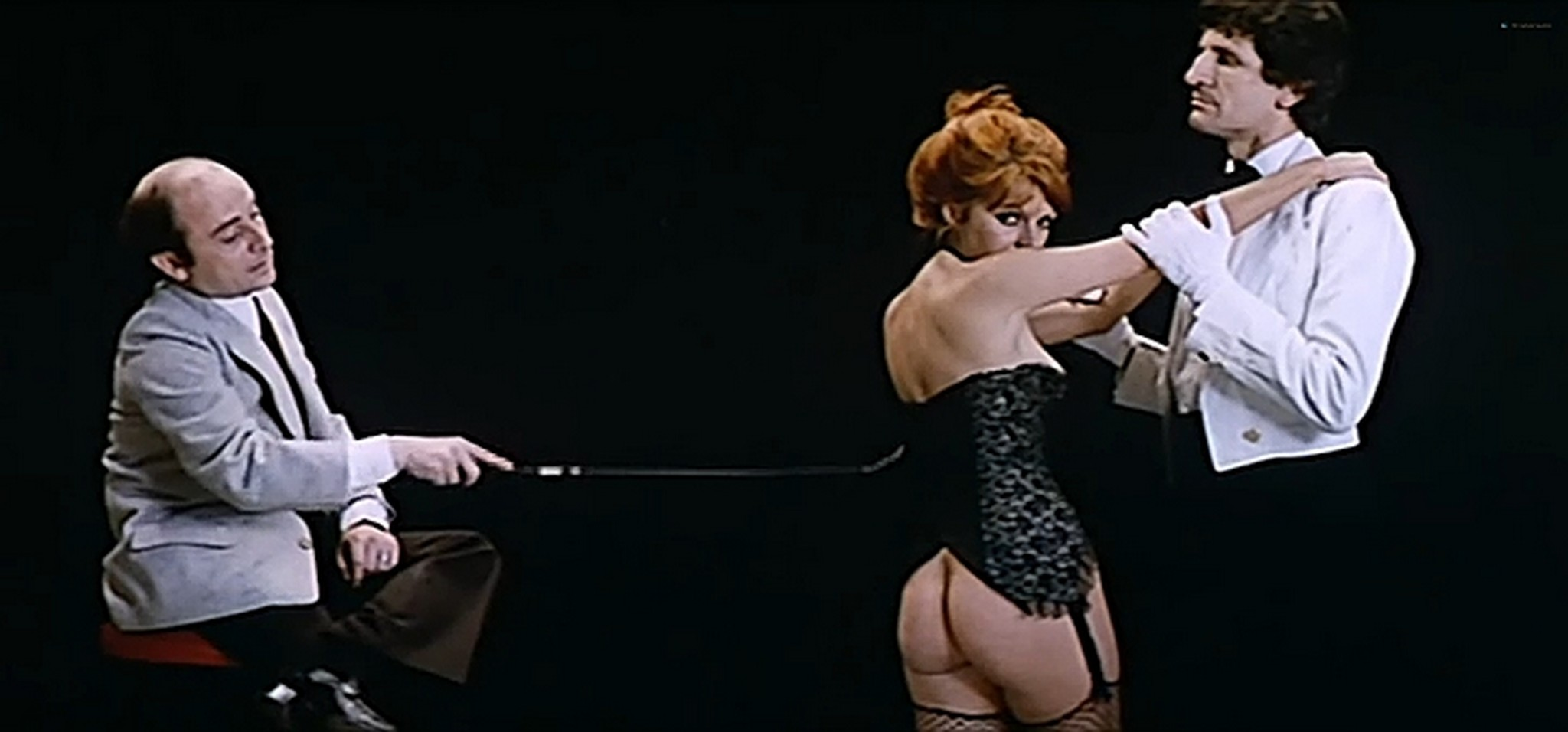 Anicee Alvina nude full frontal Sylvia Kristel and others nude Le jeu avec le feu FR 1975 DVDrip 6