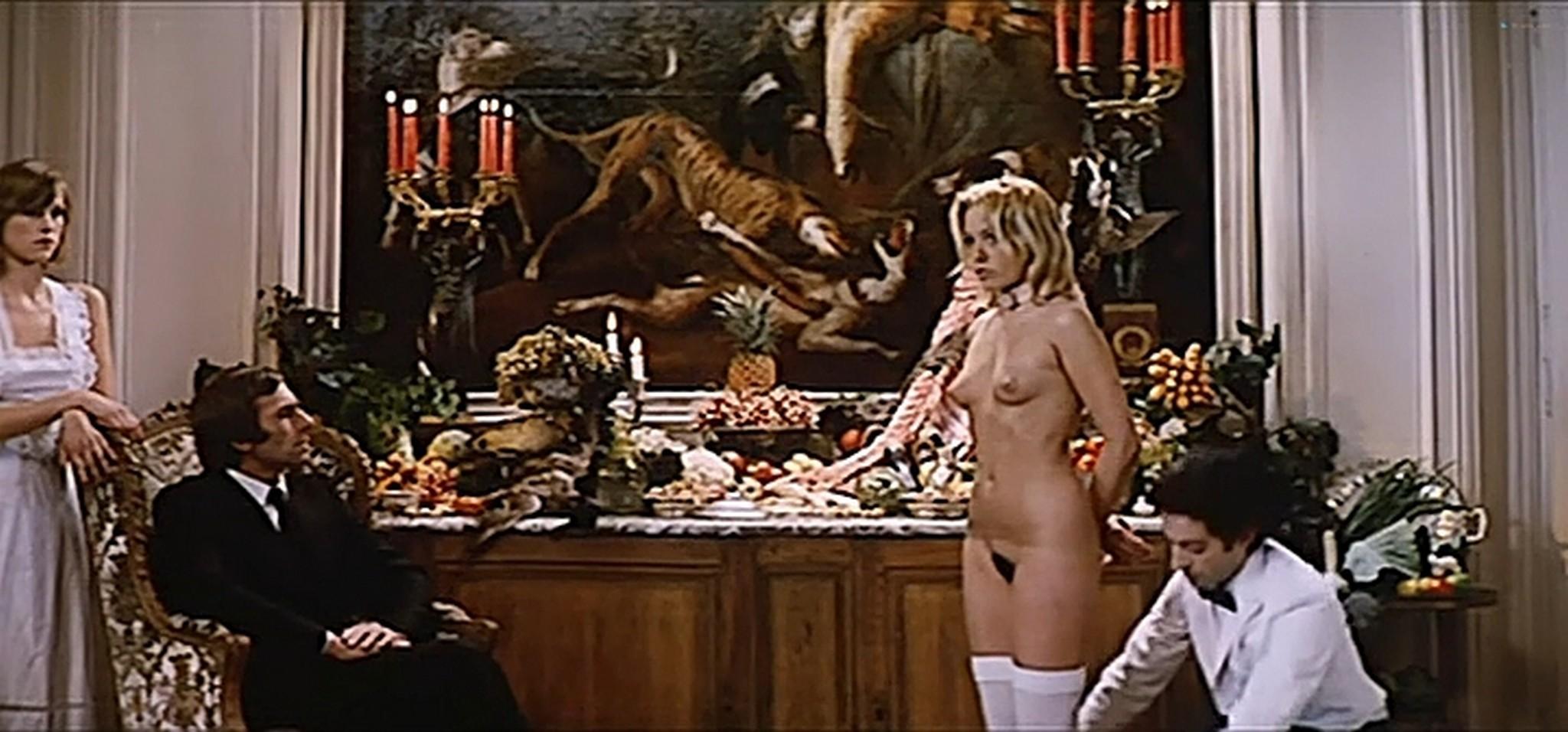 Anicee Alvina nude full frontal Sylvia Kristel and others nude Le jeu avec le feu FR 1975 DVDrip 7