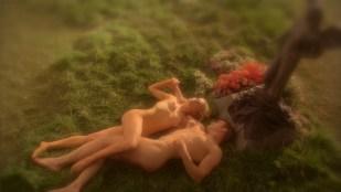 Anna Paquin nude topless and Deborah Ann Woll hot sex – True Blood (2013) s6e7 HD 1080p