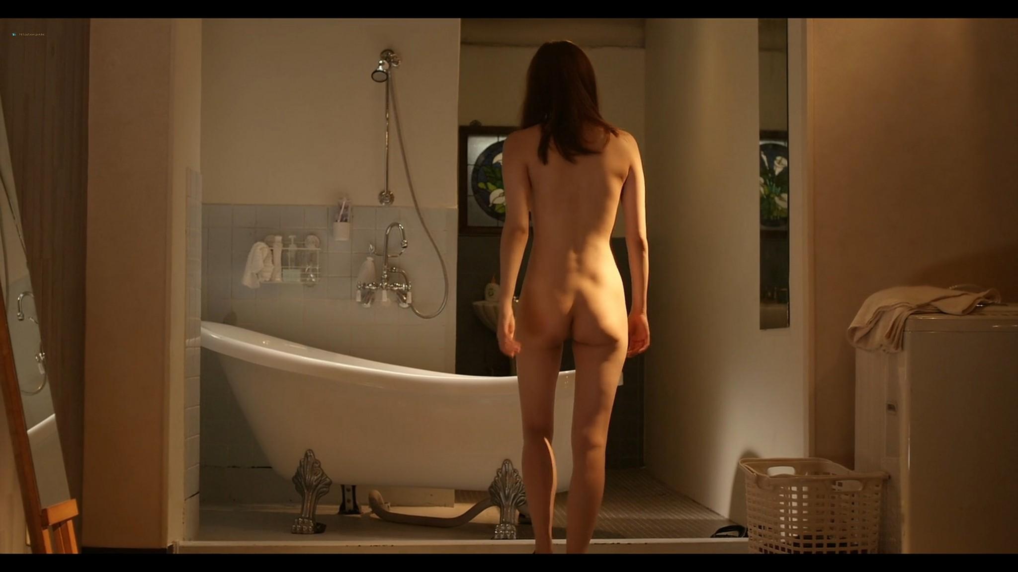 Asami Tada nude full frontal Yuria Haga Haruka Ayase nude too Girls Blood JP 2014 1080p BluRay 2