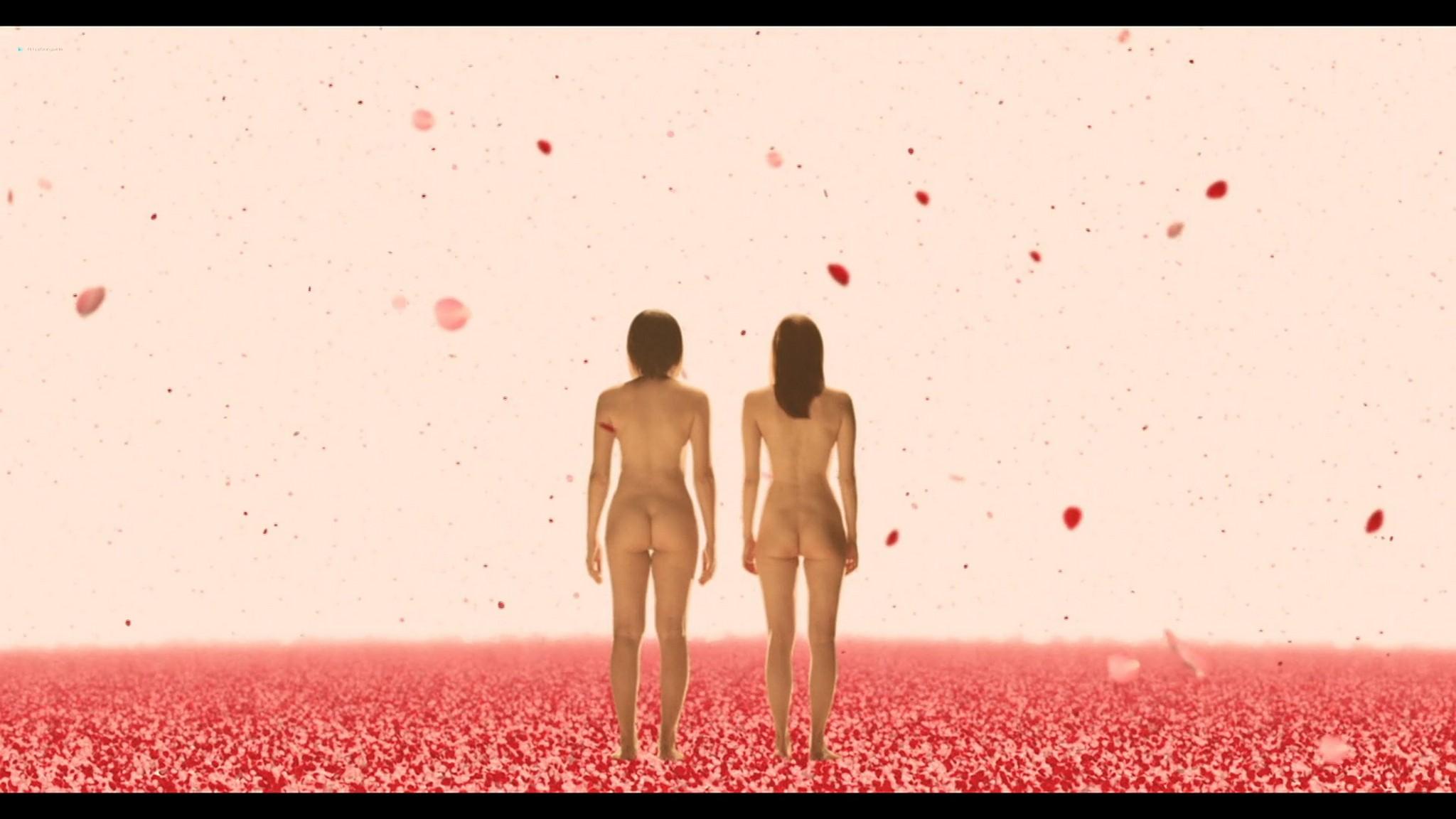 Asami Tada nude full frontal Yuria Haga Haruka Ayase nude too Girls Blood JP 2014 1080p BluRay 20