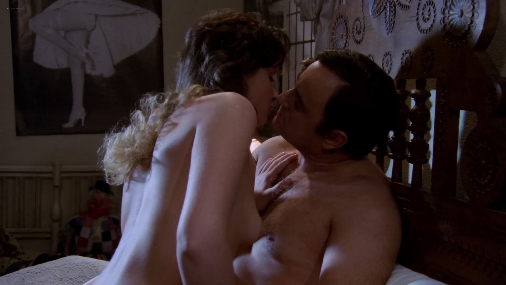 Carole Kirkham nude full frontal Silvia Miro Paquita Ondiviela all nude bush Panic Beats ES 1983 1080p BluRay 11