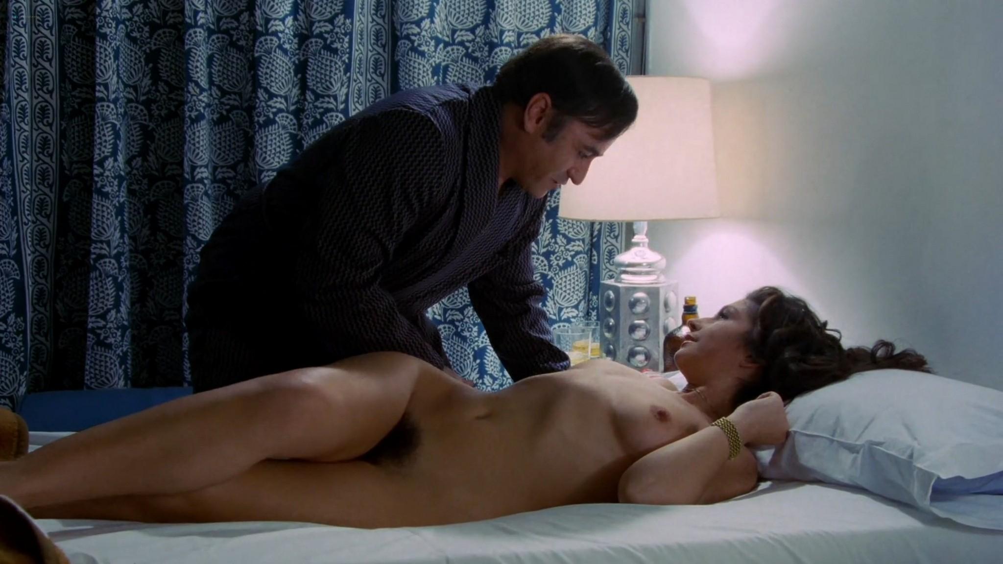 Carole Kirkham nude full frontal Silvia Miro Paquita Ondiviela all nude bush Panic Beats ES 1983 1080p BluRay 13